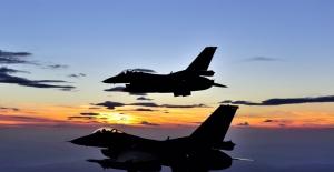 Irak Kuzeyine Hava Harekatı: 3 Terörist Etkisiz Hale Getirildi