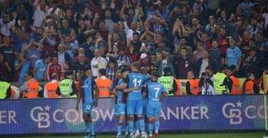 Trabzonspor, Beşiktaş'a Acımadı