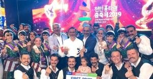 Türk Halk Oyunları Topluluğu Dünya Birincisi Oldu