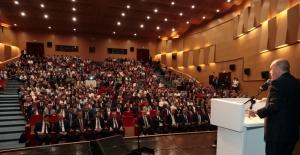 """""""Türkiye'yi 81 Vilayetinin Tamamıyla Ekonomide Şaha Kaldırmanın Peşindeyiz"""""""