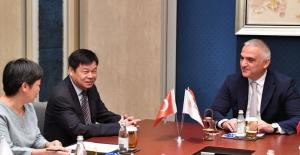 Çin-Türkiye Kültürel İletişim Forumu İstanbul'da Düzenlendi
