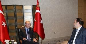 Cumhurbaşkanı Erdoğan, Sırbistan Başbakan Yardımcısı Ljajic'i Kabul Etti