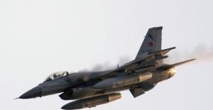 Irak'ın Kuzeyine Hava Harekatı: 17 Terörist Etkisiz Hale Getirildi