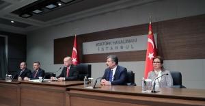 """""""Türk Dünyası İçindeki Dayanışmanın Her Geçen Gün Daha Da Pekişmesi İftihar Vesilesidir"""""""