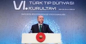"""""""Türkiye'yi, Sağlık Alanında Dünya Çapında Bir Çekim Merkezi Hâline Dönüştürdük"""""""