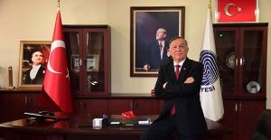 """Başkan Akay: """"Yeni Nesiller Adına Umudumuz Öğretmenlerdir"""""""