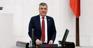 """CHP'li Barut: """"Öğretmenlerin Sorunları Çözülmeli, Özlük Hakları Ve Çalışma Koşulları İyileştirilmeli"""""""