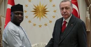 Cumhurbaşkanı Erdoğan, Gambiya ve Kosova Büyükelçilerinin Güven Mektuplarını Kabul Etti