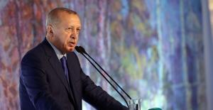 Cumhurbaşkanı Erdoğan, Selahattin Kara Resim Sergisi'nin Açılışını Gerçekleştirdi