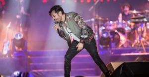 fizy İstanbul Müzik Haftası'nda Kenan Doğulu Coşkusu