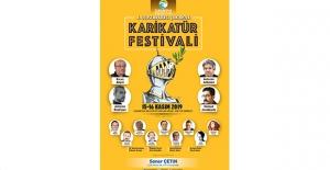 Karikatür Festivali İçin Geri Sayım Başladı