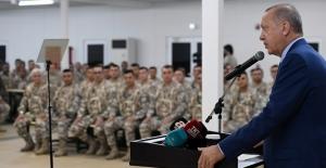 """""""Katar'ın Güvenliğini, Ülkemizin Güvenliğinden Ayrı Tutmuyoruz"""""""