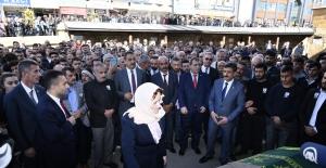 Meral Akşener İYİ Parti Yozgat İl Başkanı Seyfi Bayrak'ın Cenazesinde