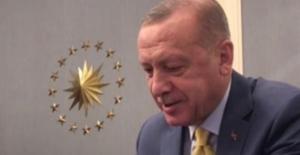 Cumhurbaşkanı Erdoğan, Terör Örgütü PKK'nın Elinden Kurtarılan Cafer Ceylan'ın Ailesiyle Görüştü