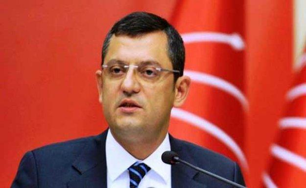 CHP'den Başbakan'a: Tüm Dokunulmazlıkları Kaldıralım