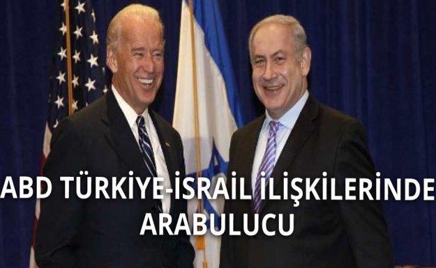 Erdoğan İsrail İle Anlaşmak İstiyor