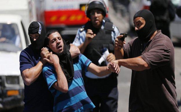 İsrail'den Filistin'e Medya Baskısı