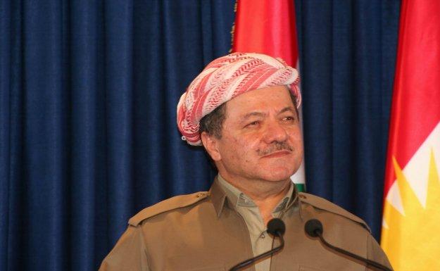 Barzani: Kürtler Kullanılıyor