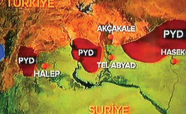 Kandil Suriye'nin Kuzeyine Taşınıyor