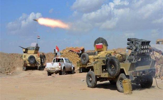 Irak Musul'u Geri Almak İçin Operasyon Başlattı