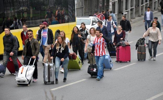 Turizmde Düşüş Oranı 10.32 Olarak Açıklandı