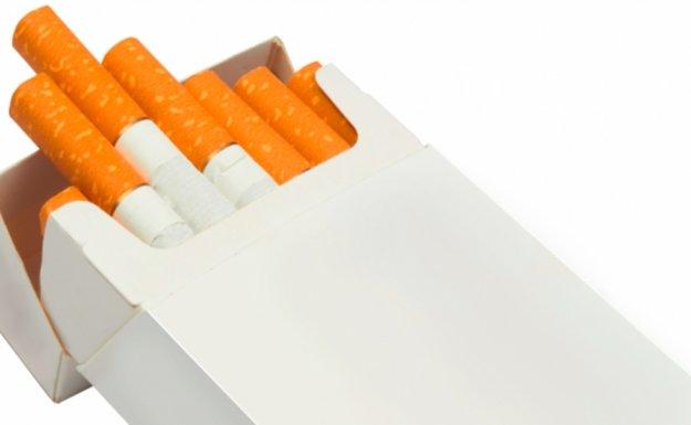 Sigarada Beyaz Paket Dönemi