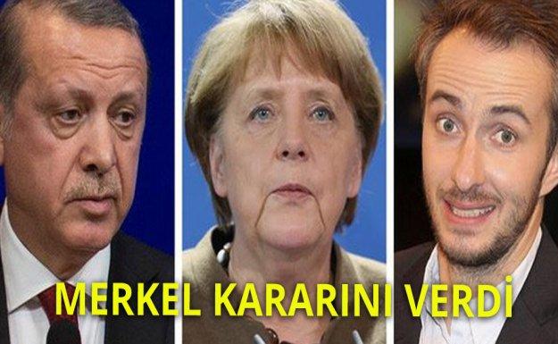 Alman Böhmermann'a, Erdoğan'a Hakaretten Soruşturma Açılacak