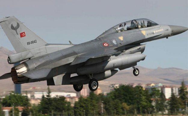 Türk Jetleri PKK'lılara Göz Açtırmıyor