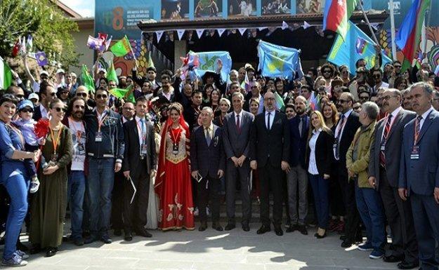 9. Bin Nefes Bir Ses Uluslararası Tiyatro Festivali Konya'da Başladı