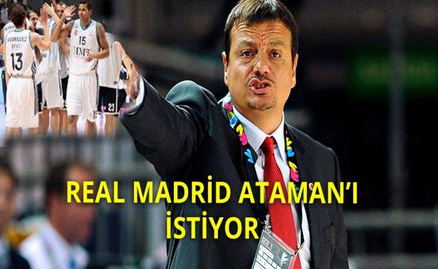 Galatasaray'ın Hocasına Madrid Kancası