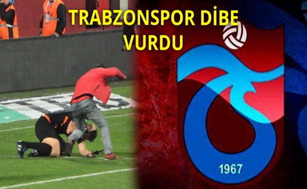 Trabzonspor Her Alanda Dibe Vurdu