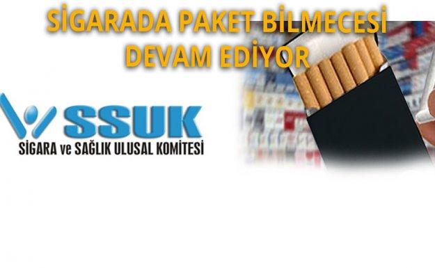 SSUK: Paket Rengi Ne Olursa Olsun Sigara Aynı Derecede Zararlıdır