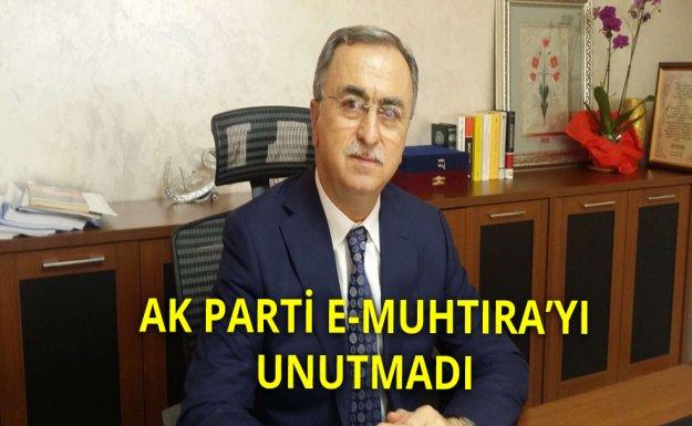 AK Parti E-Muhtıra'yı Unutmadı