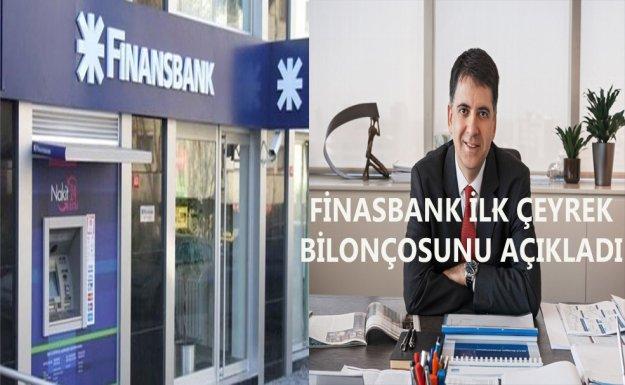 Finansbank 2016 İlk Çeyrek Bilançosunu Açıkladı