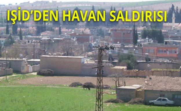 IŞİD den Gaziantep'e Havanlı Saldırı