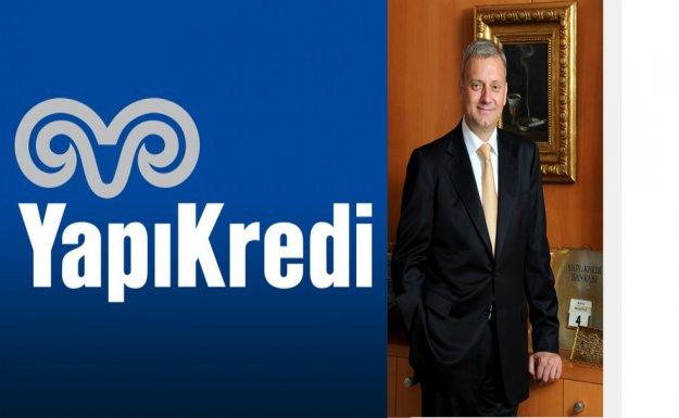 Yapı Kredi'den İlk Çeyrekte 704 Milyon TL Net Kar
