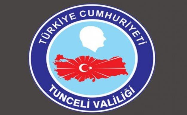 Tunceli'nin 15 Mahallesinde Sokağa Çıkma Yasağı