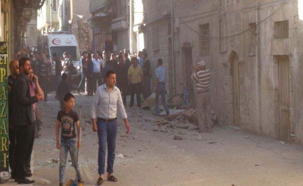 IŞİD Kilis'e Roketle Saldırdı