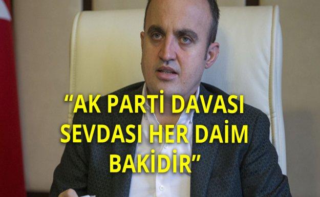 AK Partili Turan: Başbakanımızı Savunmak Kılıçdaroğlu'na Kalmamıştır