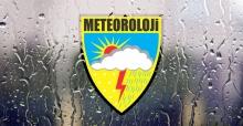 Meteoroloji, Doğu Anadolu'nun Kuzeydoğusundaki Kuvvetli Yağışlara Karşı Uyardı