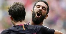 Arda Turan'lı Barcelona Fark Attı