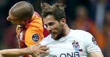 Galatasaray İlk Mağlubiyetini Aldı