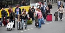 Turizm Geliri 2017 İlk Çeyrekte Yüzde 17,1 Azaldı