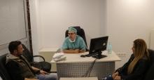 """Hacettepe Hastanesinde """"Doktor Görüşme Odası"""" Hizmete Açıldı"""
