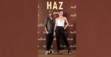 Serenay Sarıkaya Ve Jabbar'ın Seslendirdiği HAZ Şarkısının Kutlama Partisi Gerçekleşti