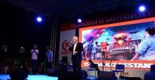 15 Temmuz Kahramankazan'da Tiyatro Oyunu İle Anlatıldı