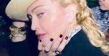 Madonna Yeni Yılda Türk Markası Bee Goddess'in Sirius Yıldızı İle Parladı