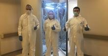 Koronavirüsü 30 Saniyede Öldüren Kabin!