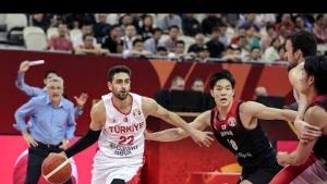 2019 FIBA Dünya Kupası Türkiye - Japonya Maç Özeti
