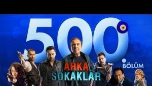 Arka Sokaklar 500. Bölüme Özel Fragman
